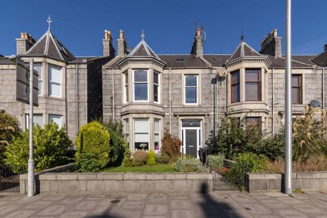 396 Great Western Road, , Aberdeen, AB10 6NR. 3 bedroom flat for sale