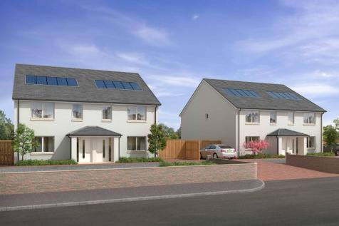 1 Rosie View, Main Road, East Wemyss, KY1 4PJ. 4 bedroom semi-detached house for sale