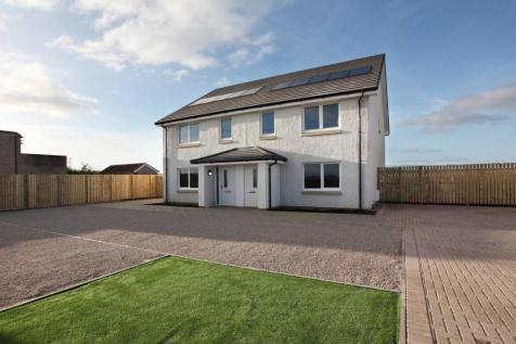 1 Rosie View, Main Road, East Wemyss, KY1 4PU. 4 bedroom semi-detached house for sale