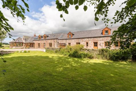 Teuchat Hillock, Arbroath, DD11 4UG. 8 bedroom house for sale
