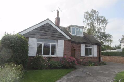 Pont Y Capel Lane, Gresford, Wrexham. 3 bedroom detached bungalow
