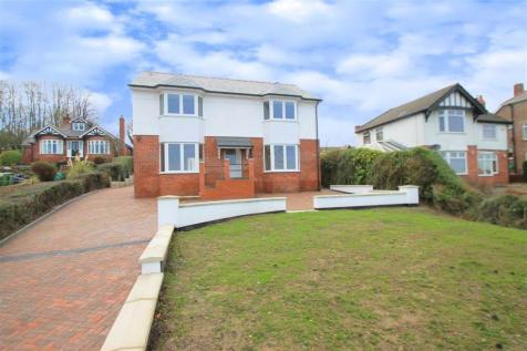 Wrexham Road, Pentre Bychan, Wrexham. 4 bedroom detached house