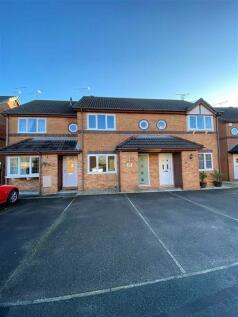 Burton Rise, Gresford. 2 bedroom terraced house
