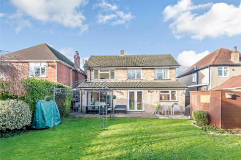 Somerset Road, Salisbury, SP1. 4 bedroom detached house for sale