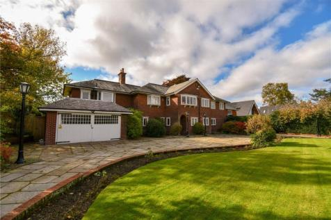 Bidston Road, Oxton, Wirral. 6 bedroom detached house for sale