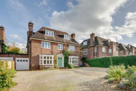 Putney, London, SW15. 6 bedroom detached house for sale