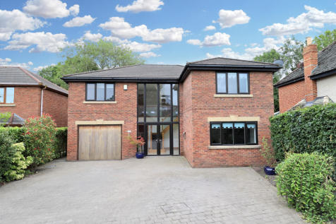 Woodfold, Penwortham. 4 bedroom detached house