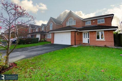 Townlea Close, Penwortham. 4 bedroom detached house for sale