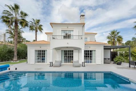 Almancil, Algarve. 4 bedroom villa for sale
