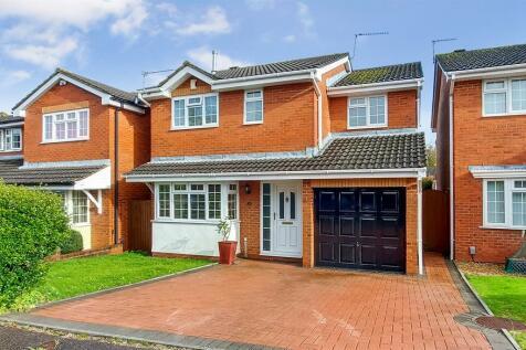 Roy King Gardens, Bristol, BS30 8BQ. 4 bedroom detached house for sale
