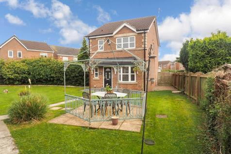 Raleigh Drive, Victoria Dock, Hull, East Yorkshire, HU9 1UN. 3 bedroom detached house for sale