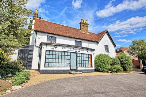 PLANNING FOR CONVERSION - HAMMOND STREET ROAD. 4 bedroom detached house for sale