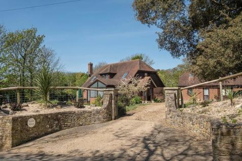 Brook, Isle of Wight. 5 bedroom detached house for sale