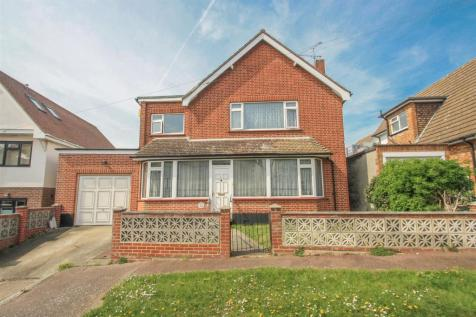 Britannia Gardens, Westcliff-on-Sea. 4 bedroom detached house for sale