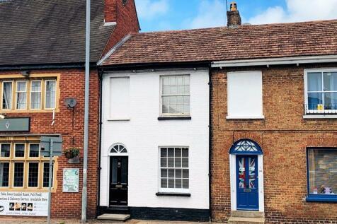 East Reach, Taunton. 2 bedroom terraced house