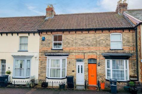 Noble Street, Taunton. 2 bedroom terraced house for sale