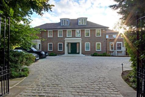 Cobden Hill, Radlett. 6 bedroom detached house for sale