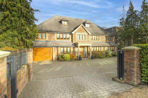 Newlands Avenue, Radlett. 7 bedroom detached house for sale
