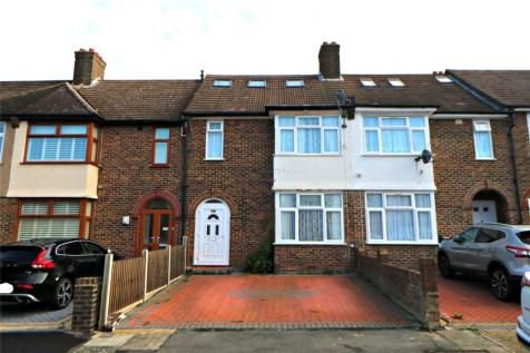 South Park Crescent, Catford, London, SE6. 5 bedroom terraced house for sale