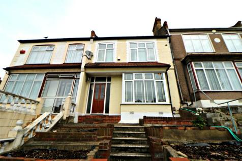Brownhill Road, Catford, SE6. 3 bedroom terraced house for sale