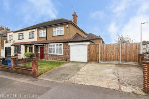Chelmsford Road, London, E18. 3 bedroom semi-detached house for sale