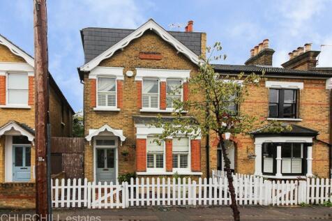 Primrose Road, London, E18. 4 bedroom semi-detached house for sale