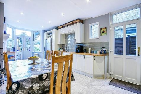 Crescent Road, London, E18. 4 bedroom terraced house for sale