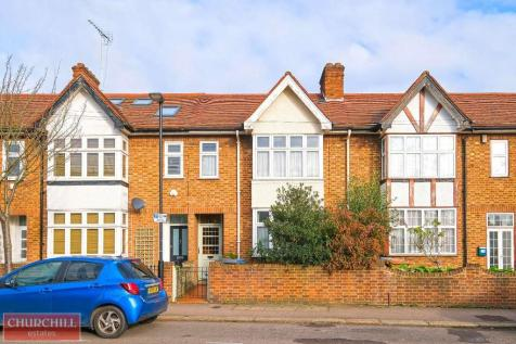 Grove Road, London, E17. 3 bedroom terraced house for sale