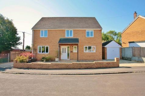 Jerome Way SHIPTON ON CHERWELL. 4 bedroom detached house