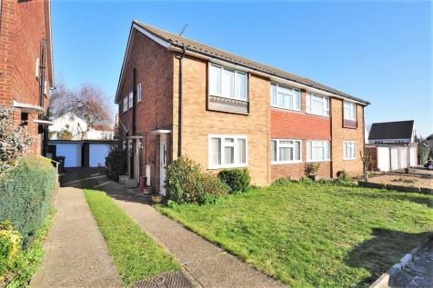 Barton Close, Bexleyheath. 2 bedroom maisonette