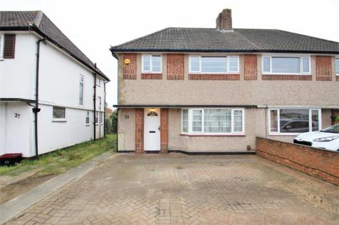 Oldfield Road, Bexleyheath. 3 bedroom semi-detached house