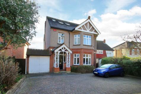 Knoll Road, Sidcup, Kent, DA14 4QU. 6 bedroom detached house