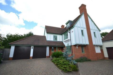 Shepperds Tye Drive, Billericay, Essex, CM12. 5 bedroom detached house