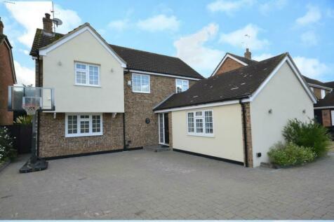 Carson Road, Billericay, Essex, CM11. 5 bedroom detached house for sale