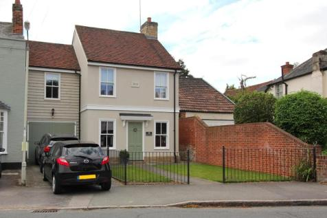 The Street, Little Waltham, Chelmsford. 5 bedroom link detached house