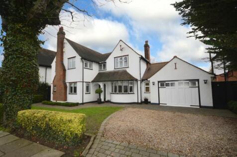Crossways, Gidea Park, Essex, RM2. 4 bedroom detached house for sale