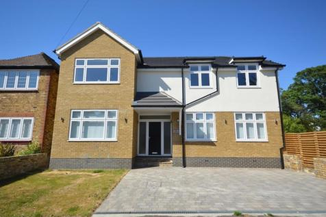 Park Drive, Romford, Essex, RM1. 4 bedroom detached house for sale