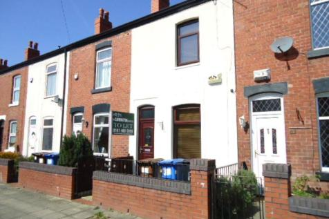 Caistor Street, Portwood. 2 bedroom detached house
