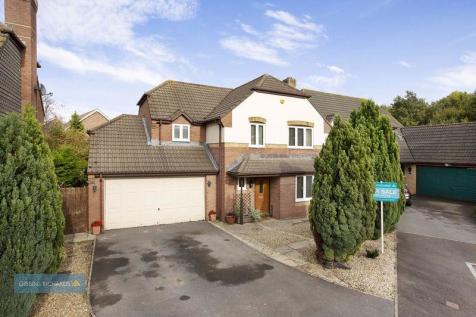 Killams Close. 4 bedroom detached house for sale