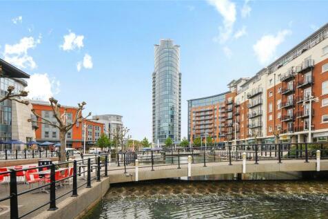 No.1 Building, Gunwharf Quays. 2 bedroom apartment