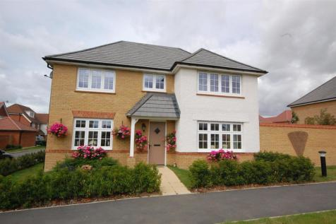 Bishop Way, Buntingford. 4 bedroom detached house