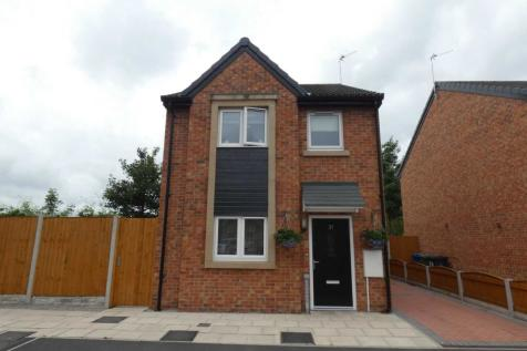 Howley Meadows, Warrington. 3 bedroom detached house