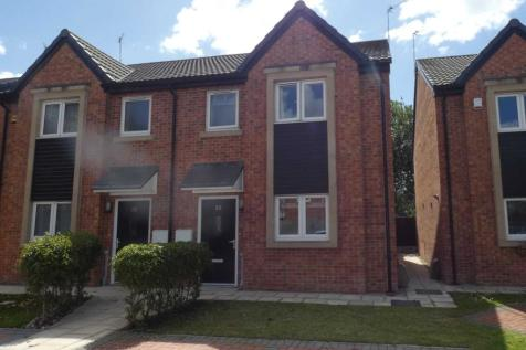 Howley Meadows, Warrington. 3 bedroom semi-detached house