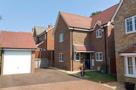 Skipps Meadow, Buntingford. 4 bedroom detached house