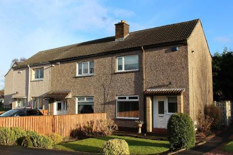 Smith Crescent, Balloch. 2 bedroom end of terrace house for sale