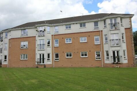 Willowbank Gardens, Bonhill. 2 bedroom ground floor flat for sale