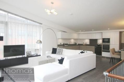 Cestria, George Street, Chester, CH1. 2 bedroom penthouse