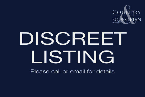 Discreet Listing, Village Location. 6 bedroom detached house for sale