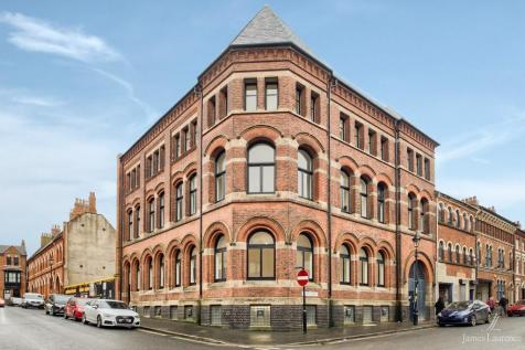 Sydenham Place, 26B Tenby Street, Jewellery Quarter. 3 bedroom penthouse for sale
