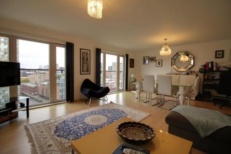Royal Arch Apartments, The Mailbox, Wharfside Street. 2 bedroom penthouse for sale